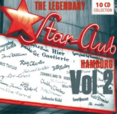 Blandade Artister - Legendary Star Club Vol.2 - Hamburg