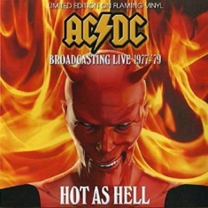 AC/DC - Hot As Hell - Broadcasting Live 197