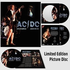 AC/DC - Live In Nashville '78 (Picturelp)