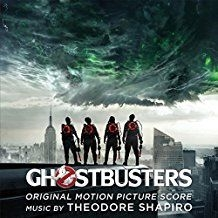 Soundtrack - Ghostbusters (Green Vinyl)