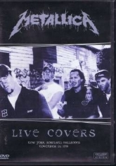 Metallica - Live Covers in the group Minishops / Metallica at Bengans Skivbutik AB (2113198)