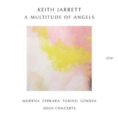 Keith Jarrett - A Multitude Of Angels (4 Cd)