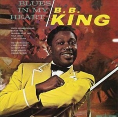 BB King - Blues in my heart