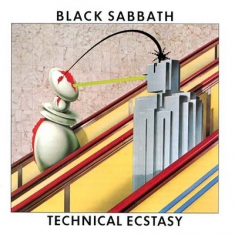 Black Sabbath - Technical ecstacy (vinyl)