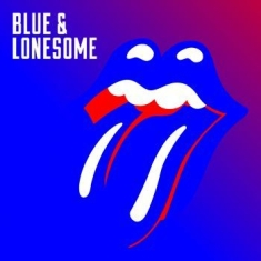 Rolling Stones - Blue & Lonesome (Dlx Book+Art Print