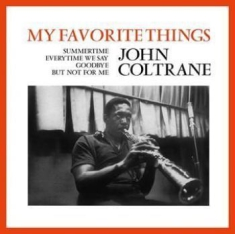 Coltrane John - My Favorite Things