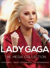 Lady Gaga - Media Collection The (Dvd Documenta