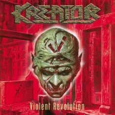 Kreator - Violent Revolution (Inkl.Cd)