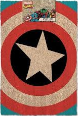 Captain America - Door mat Captain America
