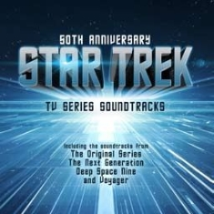 Star trek - 50Th Anniv. - Tv Series Soundtrack