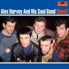 Alex Harvey & His Soul Band - Shout! (Vinyl) in the group VINYL / Upcoming releases / RNB, Disco & Soul at Bengans Skivbutik AB (2239620)