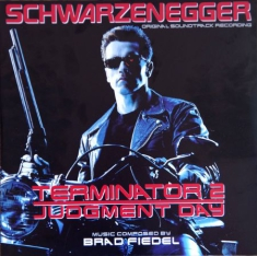 Brad Fiedel - Terminator 2 - Judgment Day (2Lp)