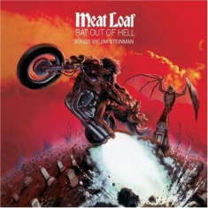 Meat Loaf - Bat Out Of Hell -Reissue-