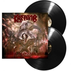 Kreator - Gods Of Violence 2Lp (Black) In Gat