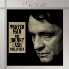 Cash Johnny - Wanted Man: The Johnny Cash Collect