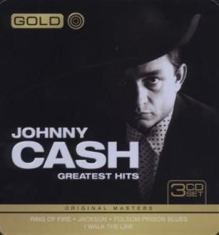 CASH JOHNNY - Gold-Greatest Hits