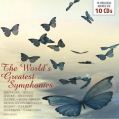 Blandade Artister - World's Greatest Symphonies