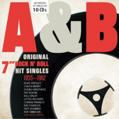 Blandade Artister - 100 Original Two-Sided Hit-Singles