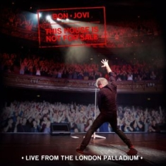 Bon Jovi - This House Is Not For Sale (Live In