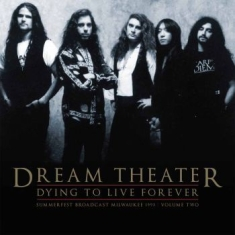 Dream Theater - Dying To Live Forever - Milwaukee 1