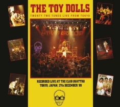 Toy Dolls The - Twenty Two Tunes Live From Tokyo (2