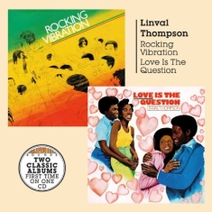 Linval Thompson - Rocking Vibration & Love Is The Que