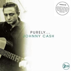 Cash Johnny - Purely Johnny Cash 2Cd