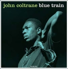 Coltrane John - Blue Train (Transarent Vinyl)