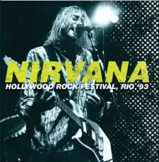 Nirvana - Hollywood Rock, Rio 1993
