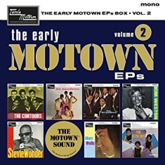 Blandade Artister - Early Motown Ep:S Vol 2 (7