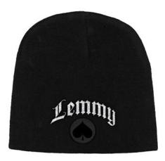 Lemmy - Beanie Hat Ace Of Spades