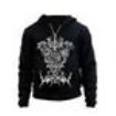Watain - Zip Hood Snakes And Wolves Black (M