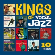 Blandade Artister - Kings Of Vocal Jazz