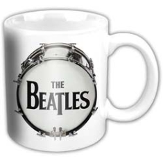 Beatles - The Beatles Premium Boxed Mug :Original Drum