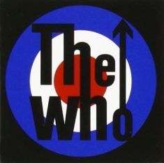The Who - Logo magnet
