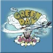 Green Day - Green Day Fridge Magnet: Dookie
