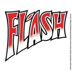 Flash - Logo Coaster 5-pack in the group OTHER / Merch Coasters at Bengans Skivbutik AB (2287157)