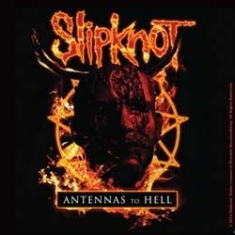 Slipknot - Logo fire Coaster 5-pack