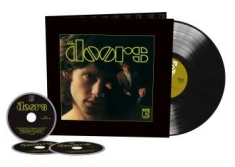 The Doors - The Doors (Lp/3Cd Ltd.)