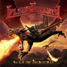 Bloodbound - War Of Dragons (Ltd 2 Cd Digipack)