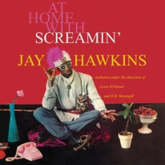 Screamin' Jay Hawkins - At Home With?
