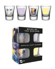 Bring Me The Horizon - Official shot glasses