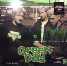 Green Day - Live In New Jersey May 28, 1992