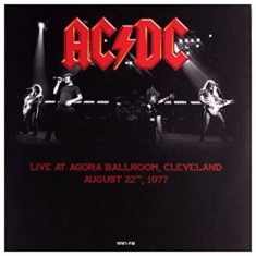 AC/DC - Live In Cleveland August 22, 1977