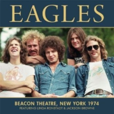 Eagles - New York City Broadcast: Live 1974