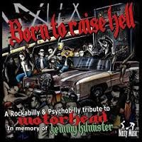 Blandade Artister - Born To Raise Hell : a rockabilly tribute to Motörhead
