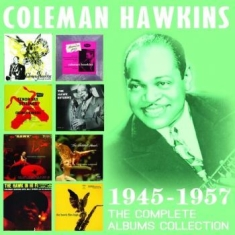 Coleman Hawkins - Complete Albums Collection The 1945