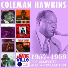 Coleman Hawkins - Complete Albums Collection The 1957