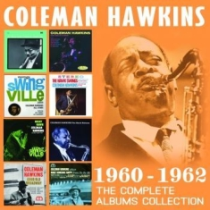 Coleman Hawkins - Complete Albums Collection The 1960