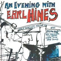Earl Hines - Evening With Earl Hines, An in the group CD / Jazz/Blues at Bengans Skivbutik AB (2370095)